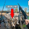 Fishing while Duck Hunting – CAST and BLAST CHALLENGE 2017!!!