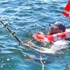 Insane Life Jacket Fishing Challenge – Big Fish Tries To Drown Me! Never Attempted Before