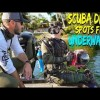 Cheat Codes For Fishing – Scuba Diver Searches UNDERWATER for BIG Fish! (Human Fish Finder!)