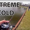EXTREME Cold Water Bass Fishing!