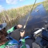 I Almost Knockout MMA Clay Guida Bass Fishing!