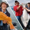 Alaska Yelloweye Rockfish, Cod and Halibut – One of the best days fishing, ever (45-Minute Special!)