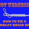 How to tie the Berkley Braid Knot – Fishing Knot