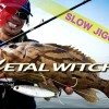 "Offshore slow jigging with ""Metal Witch F"" series"