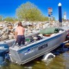 Fishing The Dream —- Overnight Boat Camping