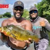 Rashad Evans Goes Fishing | Monster Mike & The UFC
