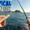 Remote Island Catch & Cook | Best Fish of My Life!!