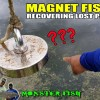 MAGNET FISHING – Recovering Lost Property | Monster Mike Fishing